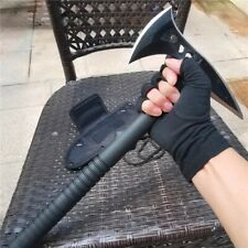 Tactical Army Hunting Camp Tomahawk Axe Outdoor Self Sports Throwing Hatchet S W