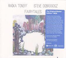 """Radka Toneff & Steve Dobrogosz - Fairytales"" Remastered MQA-CD Hybrid SACD"