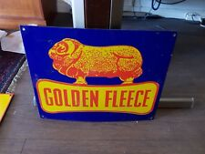 Golden Fleece New Quality Porcelain Enamel Sign