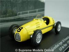 GORDINI TYPE 16 CAR MODEL 1:43 1954 IXO ATLAS LA SAGA FORMULA 1 GP DE PAU F1 T3
