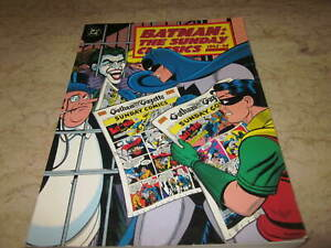 Batman The Sunday Classics 1943-46