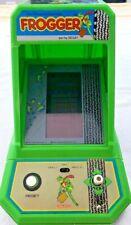 VINTAGE OLD SCHOOL RETRO TABLETOP HANDHELD ELECTRONIC GAME SEGA FROGGER COLECO