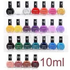 26 Color Nail Polish Stamp Template Stamping Art Manicure Varnish Salon #ctr