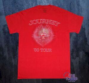 New Journey 1980 Tour Mens Vintage Classic T-Shirt