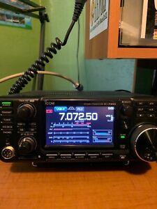 icom ic-7300 hf Transceiver