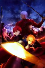 RGC Huge Poster - Fate Stay Night Anime Poster Glossy Finish - FSN073