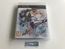 Fairy Fencer F - Sony PlayStation PS3 - FR - Neuf Sous Blister
