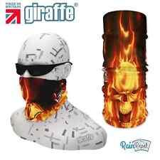 G287 Fire HELL SKULL cappucci Fromlowitz multifunzionale Bandana Fascia per capelli