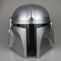 Original Movie Star Wars The Mandalorian Cosplay Helmet ABS Mask Props Halloween