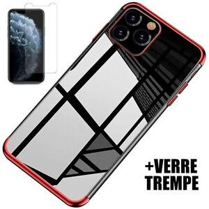Custodia Bordo Antiurto IPHONE 11 Professionista / Max + Film Protezione Vetro