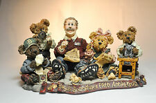 Boyds Bears: Work Is Love Made Visible - Limited April # 1326 - 5th Anniversary