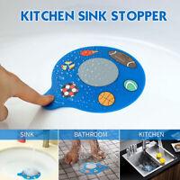 Universal Silikon Boden Abfluss Wasser Stopper Stecker Küche Whirlpool Sink