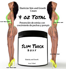 NALGAS CREMA loción de estrías más grande Vitamina E Gluteos Sexy Body creama