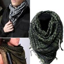 Light weight Military Arab Tactical Desert Army Shemagh KeffIyeh Scarf Green MT