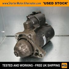 USED STARTER MOTOR - BOSCH 0001107016 H15-D01 822315/16  UIS7155