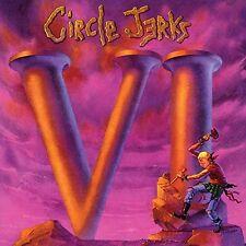 Circle Jerks: VI. CD Punk Rock CD
