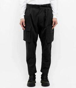Nike ACG Woven Cargo Pants - CHOOSE SIZE - CD7646-011 Lab Utility NikeLab Black