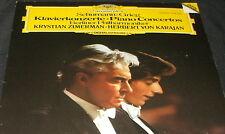 SCHUMANN - GRIEG - KLAVIERKONZERTE - PIANO DGG DIGITAL 2532043 LP NEAR MINT