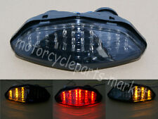 LED Tail Light Brake Turn Signals For Suzuki Vstrom DL650 12-14 DL1000 2003-2008