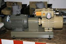 ORION KRX-6 Vacuum Pump W/Motor Rebuilt, 90 Day warranty