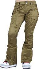 BURTON Women's INDULGENCE Pants - Olive - Large - NWT - Reg $300