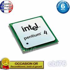 CPU et processeurs sockets 478/ns avec 1 cœurs