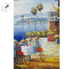 """Seaside"" Jigsaw Puzzle 150 piece Puzzles For Kids Learning Education Gifts"