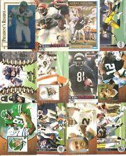 (12) Different 1996 Penn State University Nittany Lions Alumni Cards Kyle Brady