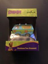 Warner Brothers Scooby Doo Mystery Machine Van Christmas Tree Ornament New