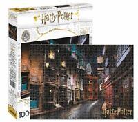 Harry Potter Diagon Allée 1000 Pièce Puzzle 690mm x 510mm (NM)