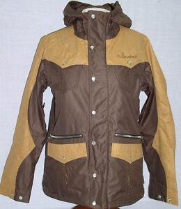 $299 NEW BURTON ROUNDUP INSULATED SNOWBOARD JACKET WOMENS M