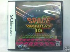 NDS GAME SPACE INVADERS (ORIGINAL USED)