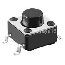 500PCS Tact Switch Micro Switches PUSH Button SW 4.5*4.5*3.8mm +Tracking service