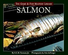 Salmon (The Game & Fish Mastery Library)
