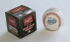 2010 RAWLINGS OFFICIAL HOME RUN DERBY BASEBALL in Rawlings box  w/ MLB hologram
