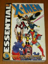 X-Men Essential Vol 3 Marvel Chris Claremont, Cockrum (Paperback)< 9780785106616
