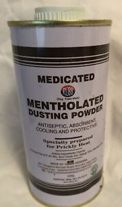 Medicated Mentholated Dusting powder by Cussons Expiring Date 2023