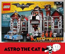 LEGO The Lego Batman Movie 70912 Arkham Asylum - Get 5% off