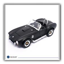 SHELBY COBRA 427 1964 1:18 Scale Metal Diecast Car Model Models Black