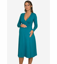 Long Sleeve Casual Plus Size Maternity Dresses