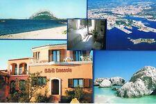 Postcard Italien Italy Italia Sardinien Sardegna Olbia Mittelmeer Mediterranean