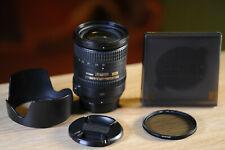 Nikon Nikkor AF-S 18-200mm f/3.5-5.6 DX G ED VR II Lens+ ZOMEI LENS FILTER!