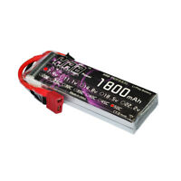 HRB 2S 7.4v 1800mah 50C 100C RC Lipo Battery for FPV Boat Race Drone Quadcopter