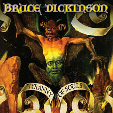 BRUCE DICKINSON - TYRANNY OF SOULS, 2017 EU 180G vinyl LP, SEALED! IRON MAIDEN