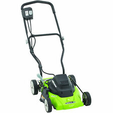 """Earthwise (14"""") 8-Amp Electric 2-in-1 Push Lawn Mower"""