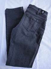 Friends of Couture Ladies Faded Black Jeans Size 8 BNWOT