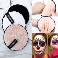 Adult Microfiber Cloth Pads Remover Towel Face Cleansing Makeup Beauty Tools DIY