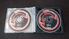 PC 2 games Dracula Resurrection Last Sanctuary Adventure Company 4 discs only