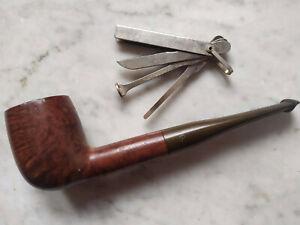 PETERSON'S KILDARE PIPA IN RADICA - utensile curapipe in omaggio
