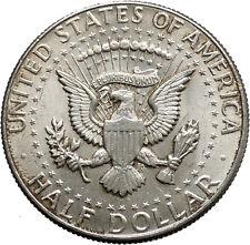 1964 President John F. Kennedy Silver Half Dollar United States USA Coin i44613